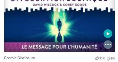 Émission « DIVULGATION COSMIQUE», l'intégrale. Saison 1, épisode 1/14 (Juin 2015) : LE MESSAGE POUR L'HUMANITÉ