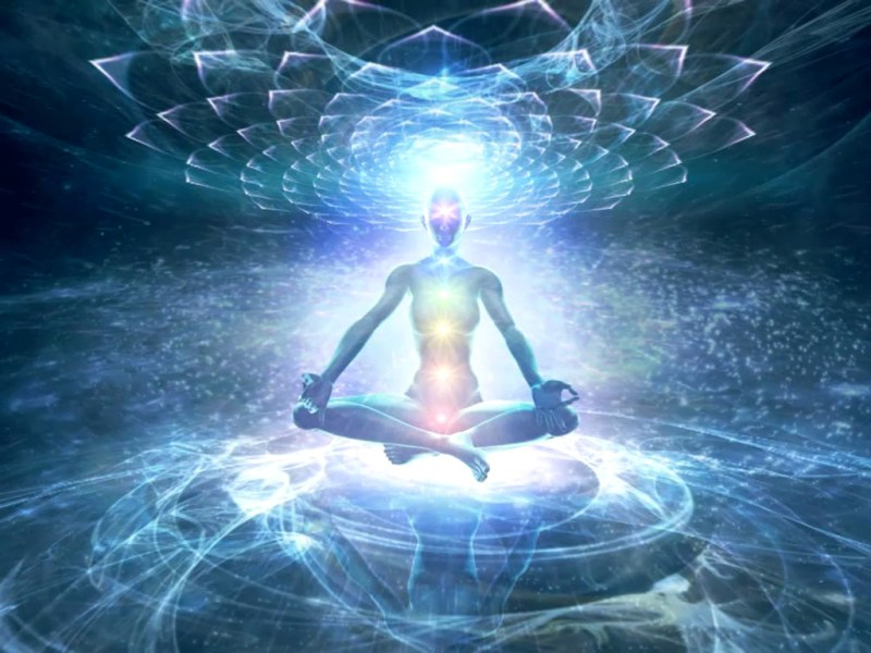 Multidimensional light being - 12 chakras - beyond etheric body
