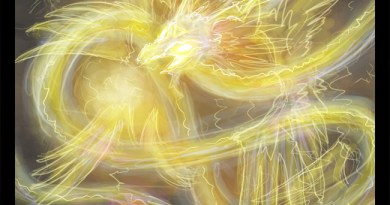 L'assistance des Dragons Célestes dans l'inversion du Pôle magnétique