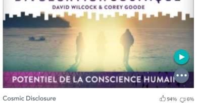 Émission « DIVULGATION COSMIQUE», l'intégrale. Saison 1, épisode 11/14 (Septembre 2015) : LE POTENTIEL DE LA CONSCIENCE HUMAINE