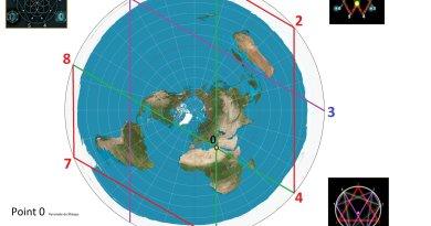 Le code 369 de Tesla révèle le point 0 de la grille tellurique : la Grande Pyramide de Khéops !