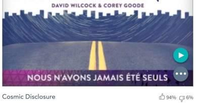 Émission « DIVULGATION COSMIQUE», l'intégrale. Saison 2, épisode 6/17 : NOUS N'AVONS JAMAIS ÉTÉ SEULS
