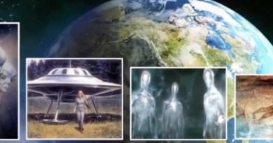 Les Extraterrestres et leurs intentions  sur la Terre – Dale Harder