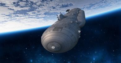 Les vaisseaux et effets spéciaux d'Above Majestic de Corey Goode