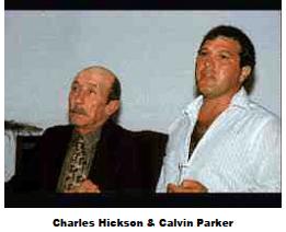 HICKSON ET PARKER ANNEES 90