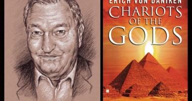 Le Christianisme est-elle une religion d'extraterrestre ?