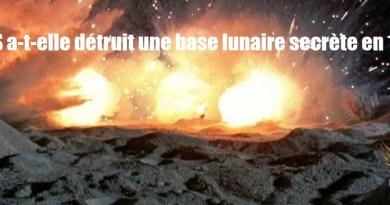 L'URSS a-t-elle détruit une base lunaire secrète en 1977 ? (M. SALLA)