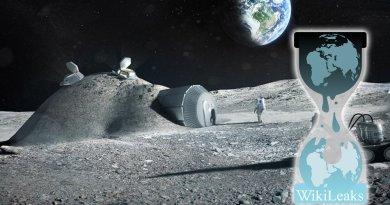 Document WikiLeaks expose: les preuves documentées d'une «base américaine secrète sur la lune»