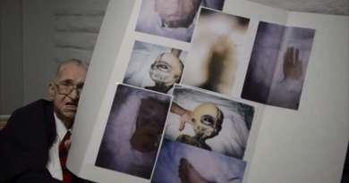 Un ancien ingénieur de chez Lockeed Martin parle et montre les photos des Aliens qu'il aurait rencontré dans la Zone 51