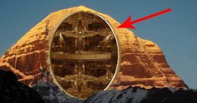La théorie russe suggère que le Mt Kailashest une pyramide fabriquée par des extraterrestres!