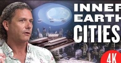 Vidéo Corey Goode partie 2, Egde Of Wonder 3/5/19 : Les êtres de la Terre intérieure, les Reptiliens et la guerre des lignes de temps