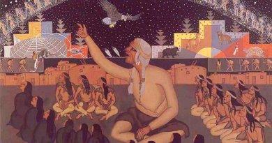 Un aîné autochtone raconte l'histoire du «peuple des étoiles» qui s'est écrasé dans sa réserve
