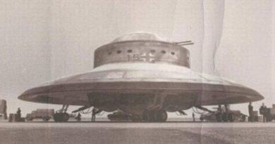 Selon des documents déclassés de la CIA, les nazis ont construit des «soucoupes volantes»
