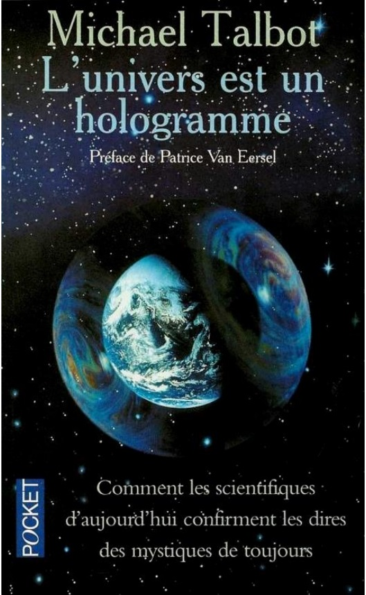 Michal Talbot univers hologramme