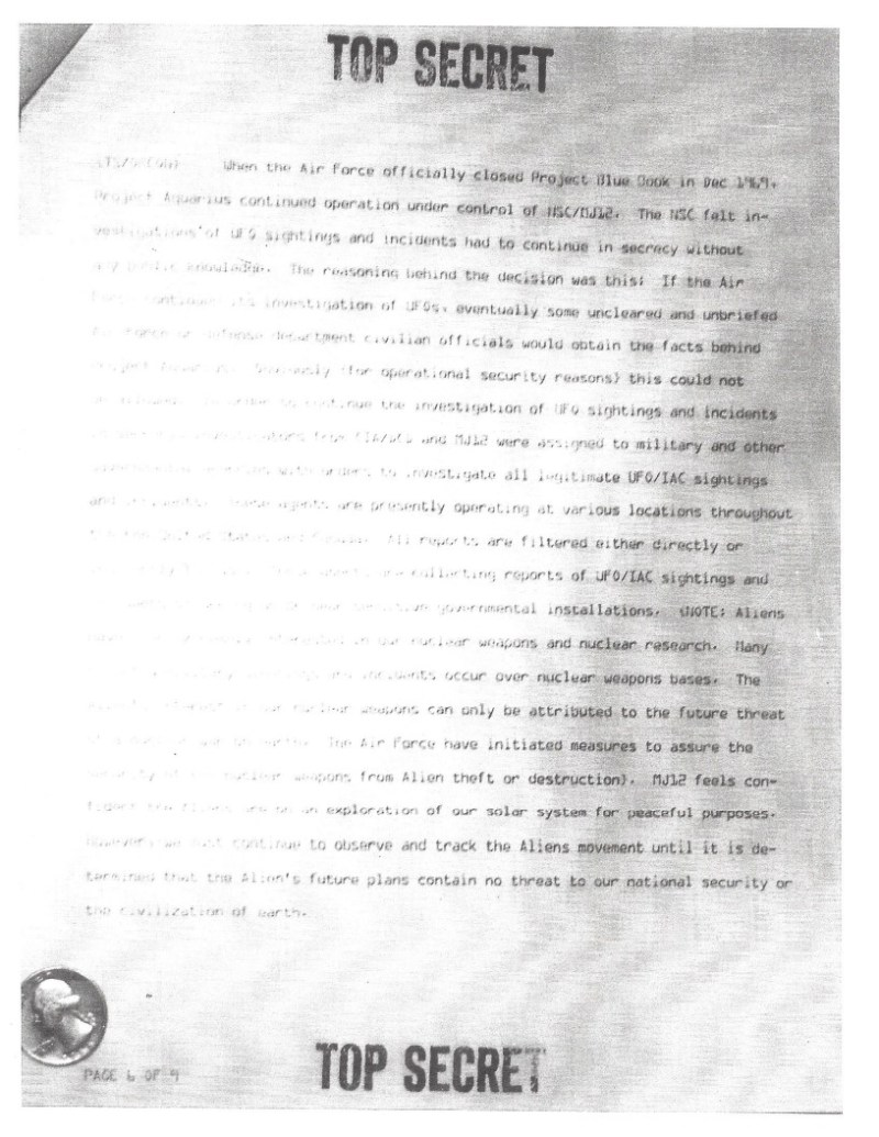 Project Aquarius - 11 pages8