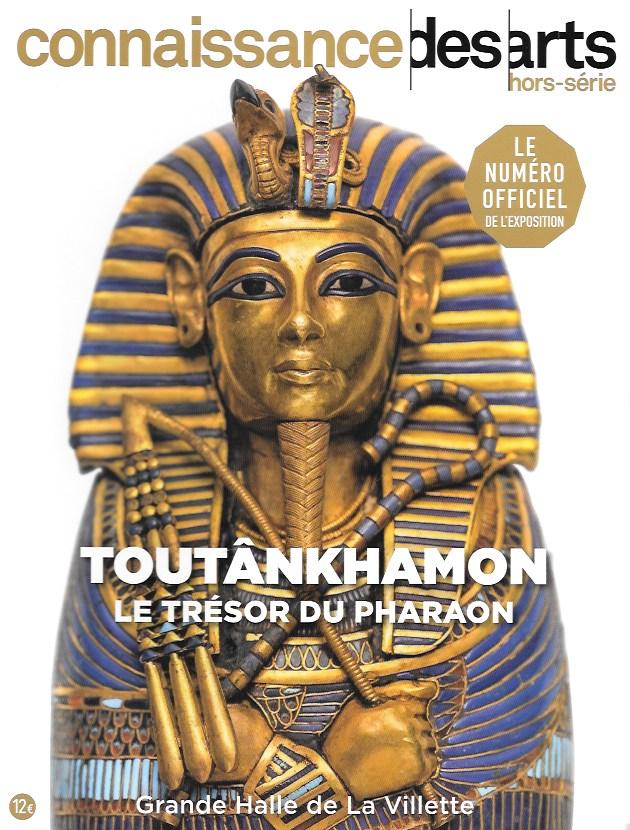 Toutânkhamon magazine