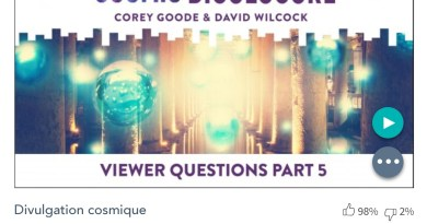 Émission « DIVULGATION COSMIQUE », l'intégrale. Saison 6, épisode 17/17 : QUESTIONS DES TÉLÉSPECTATEURS – PARTIE N°5