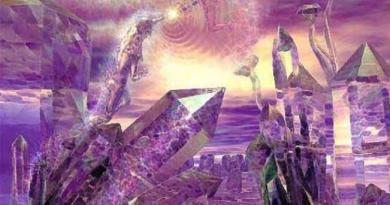Le Temple De La Création, Par La Conscience Cristalline