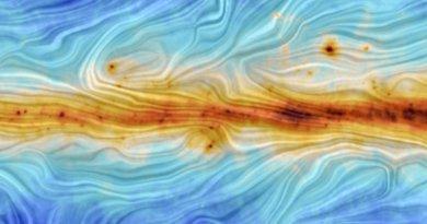 Pour la première fois, des physiciens ont observé un «pont» magnétique géant entre les galaxies