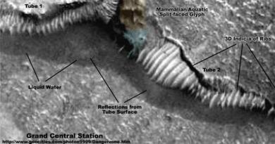 Méga dossier : Civilisations sur Mars, exposé sur le monde de l'étrange et de l'inconnu