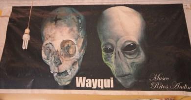 Crânes allongés à Andahuaylillas au Pérou