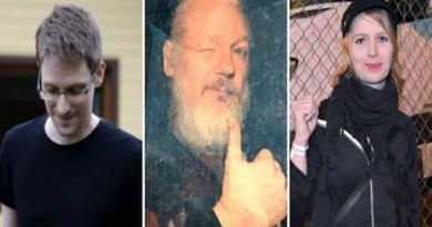 Julian Assange, Edward Snowden et Chelsea Manning nominés pour le prix Nobel de la paix 2020 pour des efforts extraordinaires