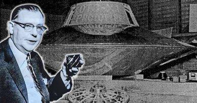 L'histoire d'Otis T. Carr – L'homme qui aurait inventé un véhicule «anti-gravité» dans les années 1950