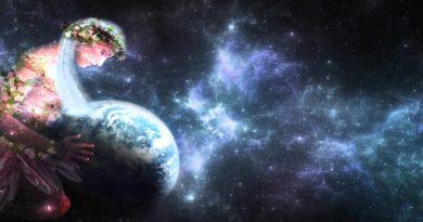 La Nouvelle Gaïa est créée, construite, préparée et entretenue pour les Ascendants