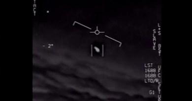 Etats-Unis : le Pentagone déclassifie trois vidéos d'ovnis captés par des avions de chasse