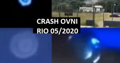 Mystérieux crash d'un ovni au Brésil, le vaisseau ET crashé à Rio de Janeiro est réel et il y a des êtres vivants ! Update 1, 2, 3, 4, 5, 6, 7, 8, 9 et 10