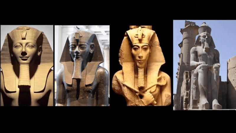 statues-égyptiennes