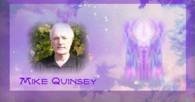 Mike Quinsey : La Lumière est maintenant aux commandes !