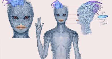 Les Galactiques Aviens Bleus : Nous sommes ici pour assister au souvenir de Tout ce qui Est