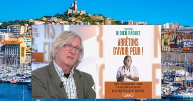 Covid-19 : Le professeur Raoult fait le point sur la situation à Marseille et accuse les hôpitaux de Marseille d'être alarmistes