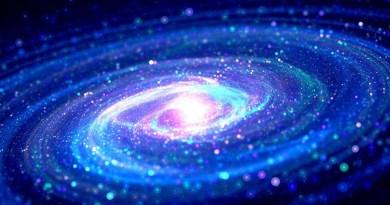 Message du centre galactique de la Voie lactée