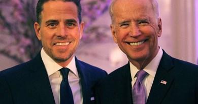 LA BOMBE: Hunter Biden et Joe Biden ont construit un syndicat international du crime lié aux organisations de traite des êtres humains, à la prostitution, au blanchiment d'argent, à la corruption et à l'extorsion