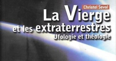 LA VIERGE ET LES EXTRATERRESTRES – CHRISTEL SEVAL