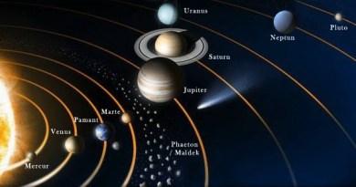 La Loi de Un – Histoire du système solaire