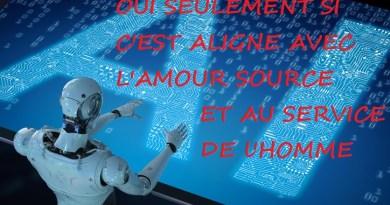 Enquête ésotérique hypnotique : Intelligence Artificielle et son avancée dans notre monde, le grand reset, la lettre de l'Archevêque Carlo M. Vigano, élection US et futur de la France