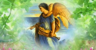 Archange Gabriel : La Qualité d'Amour connue sous le nom de « Grâce »