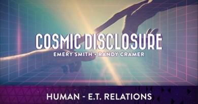 DIVULGATION COSMIQUE Saison 15 épisode 4 : Randy Cramer, Relations entre Humains et Extraterrestres