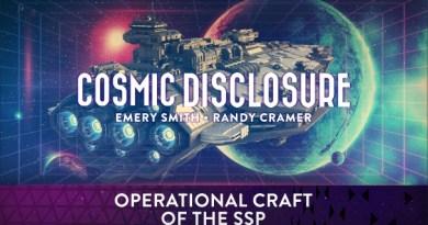 DIVULGATION COSMIQUE Saison 18 épisode 3 : Randy Cramer, Vaisseaux opérationnels du Programme Spatial Secret
