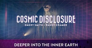 DIVULGATION COSMIQUE Saison 18 épisode 4 : Randy Cramer, Plus profondément dans la Terre intérieure