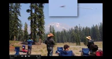 Dossier Ricardo Gonzalez: Message à l'humanité du contacté extraterrestre, Interview en Argentine, Une rencontre avec Antarel au Mont Shasta