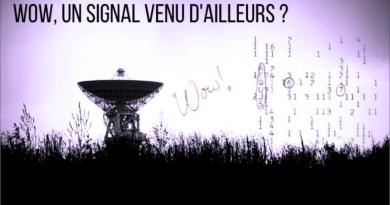Le signal wow : les astronomes penchent pour la preuve d'un contact extraterrestre avéré