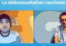 La téléconsultation vaccinale par Louis Fouché | VIDEO (Humour informatif)