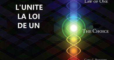Pour 2021, Vibrons l'Unité : La Loi de UN ou Loi Une avec méditation guidée