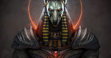 Anubis – La signification de LA MORT
