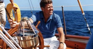 John F. Kennedy canalisé par Losha