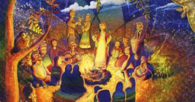 L'archange Gabriel nous rappelle : La Joie est dans la Diversité